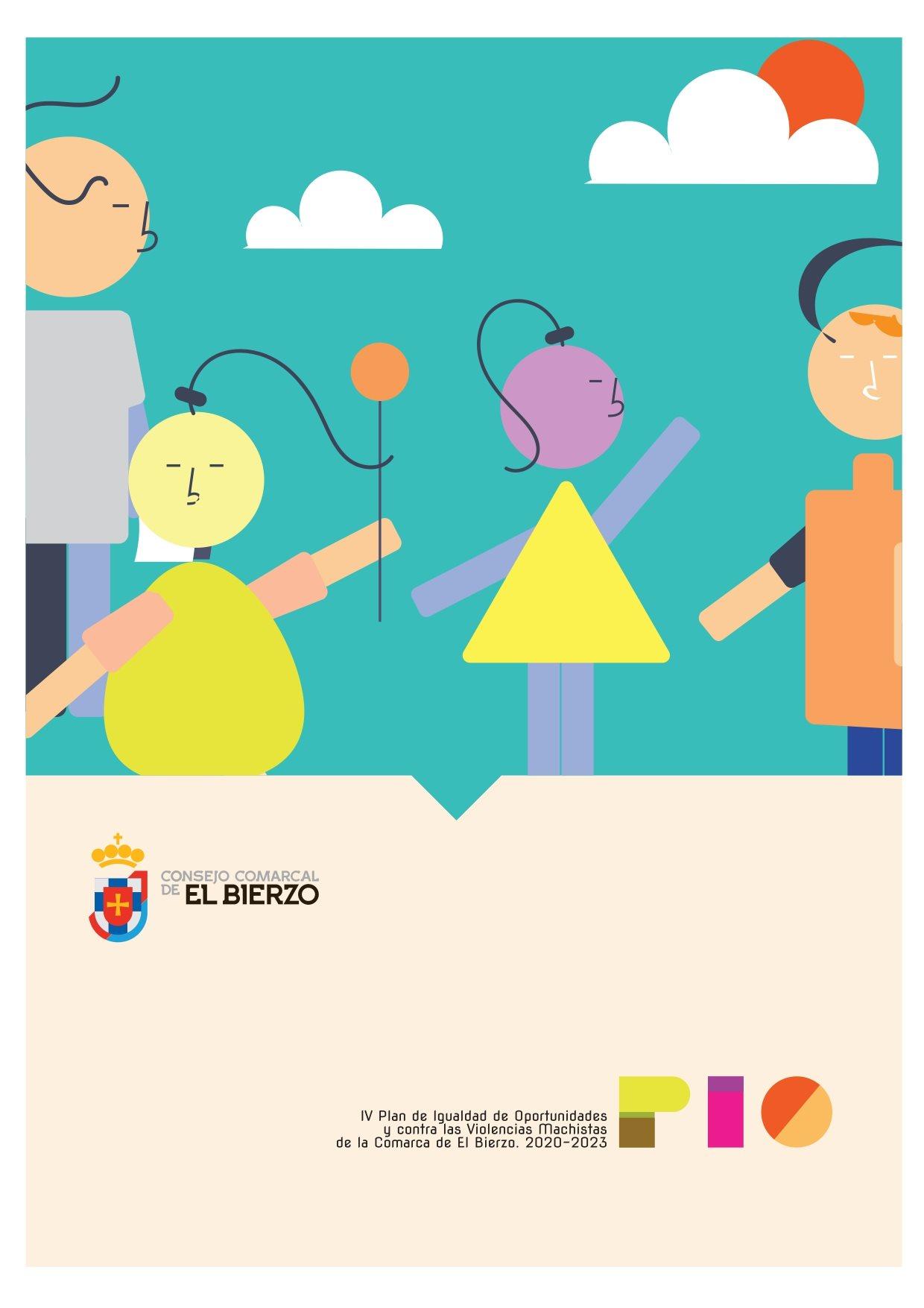 IV Plan de Igualdad de Oportunidades y contra las violencias machistas. 2020-2024